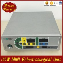 High Frequency Bipolar Veterinary Electrosurgical Cautery Unit