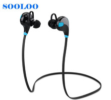 sport headphone wireless hybrid bt earphone with mic for iphone i7 samsung mi