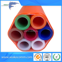 HDPE Micro duct, free sample, 7 ways 14/10mm , Air Blowning Fiber Optical Cable , moderate price, top rated