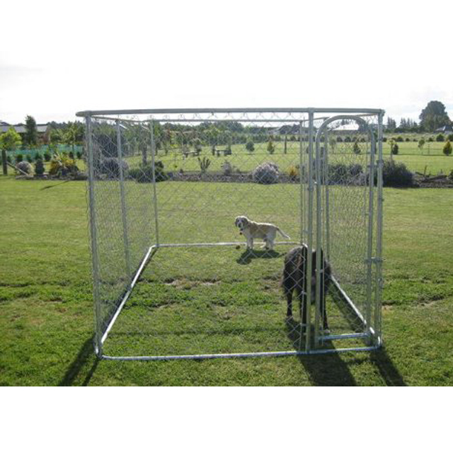 Australian standard Large designer unique heavy duty chain link dog house