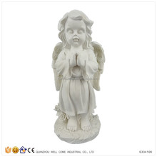 Resin Angel Statue for Christian Religious Items