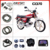 Haissky Motorcycle Parts for Sale with Good Market in Sounth America