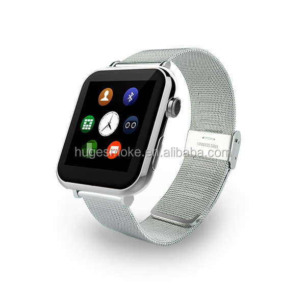 Factory Multifuction smart watch A9 support Languages and calculator etc