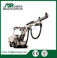 hydraulic mining ore drilling rigs price,portable spiral pile mounting boring machine