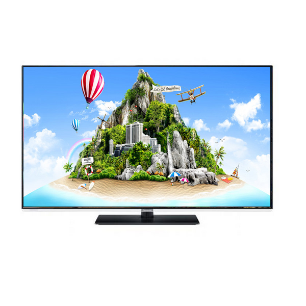 Stock wholesale 32 37 39 40 inch streaming slim narrow bezel full hd led lcd tv 4K 2K usb hd-mi wifi dled tv with A+panel