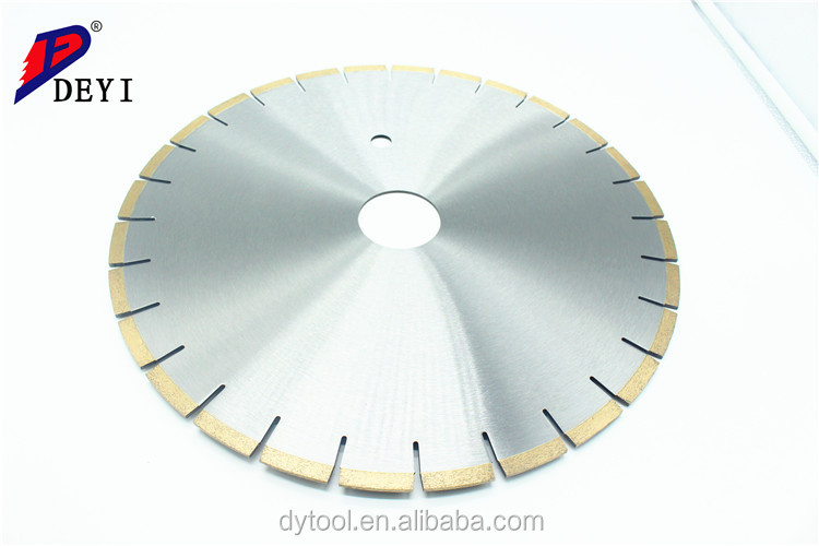 300mm Silent Diamond Cutting Power Tool Saw Blade for Granite