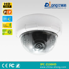 24 hours monitoring full hd mobile/PC viewing dome ip mini wifi camera