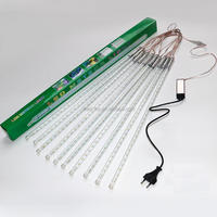 LED Falling Meteor Falling Snow Light Blizzard Tube Light Sets