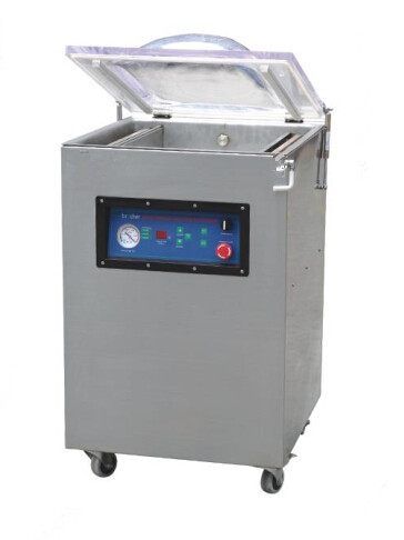 Food vacuum bag packing machine
