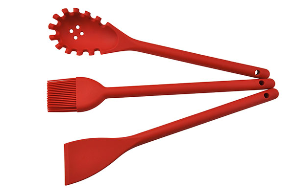 Silicone Kitchen sets / silicone kitchen accessory/ kitchenware kitchen utensil set