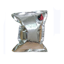 Aluminum foil empty bag in box wine cooler dispenser