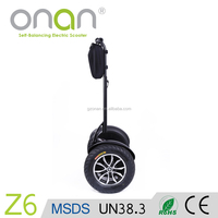 Gentleman Style Electric Smart Balancing Scooter