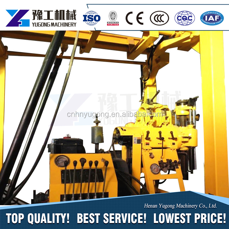 YG XYX series 100m water well drilling rigs with best price