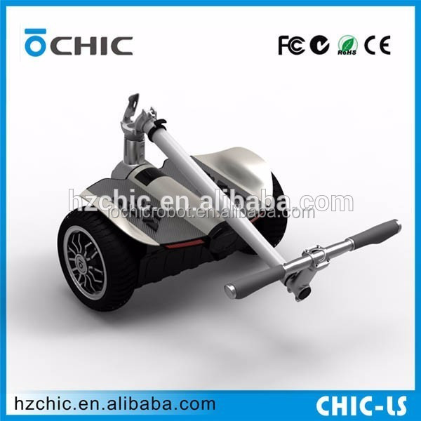 IO Chic Robot New Listing High Speed Electric Mobility Scooter with handle Hot Sale