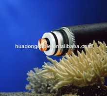 marine power cable RUBBER marine cable submarine cable