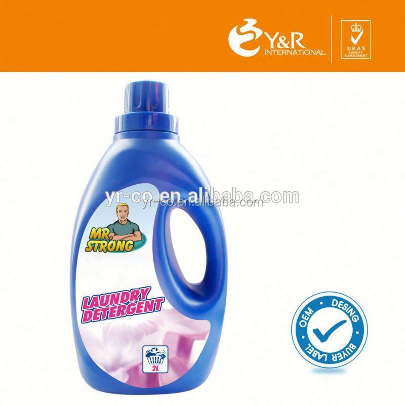 Kitchen dishes cleaning liquid laundry detergent