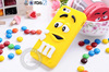 Funny silicone case for iphone 4 ,Cute 3d silicone cell phone case