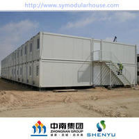 shipping container homes china