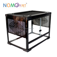 Nomo factory wholesale glass terrarium for reptile NX-08