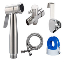 premium stainless steel shattaf bidet sprayer handheld diaper sprayer