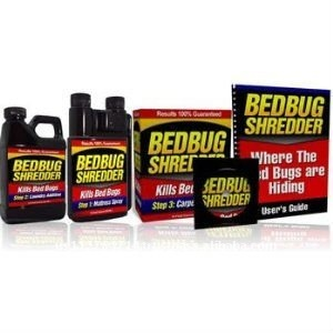 Bed Bug Killer Kit Bedbug Shredder