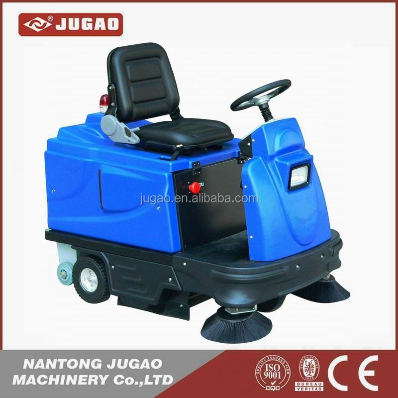 JUGAO-E8006 model electric sweeper for cleaning