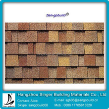 Cheaper architecture asphalt roofing shingle price