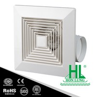 Quality Plastic Ceiling Ventilation Duct Fan (KHG-25I)