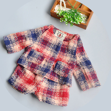 MS70542B Wholesale new fashionable woolen clothes for kids little girls boutique remake clothing sets