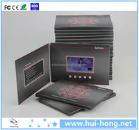 Promotional Full HD LCD Outdoor Advertising Player Video Card