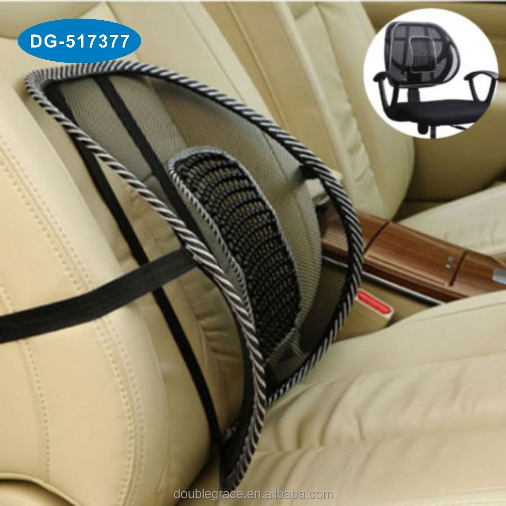 Cool Seat Lumbar Cushin back cushion car back support cushion