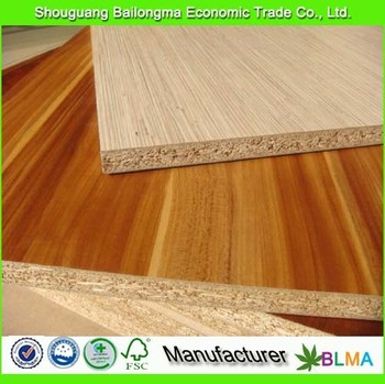 18mm high-density particle board for cabinet body
