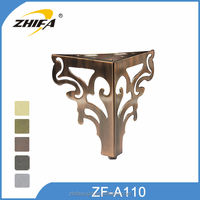 Durable quality woodworking table legs cabriole table legs
