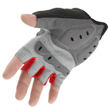 2015 hign quality custom short fingers specialized bicycle heated gloves