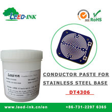 Conductive Silver Printing Ink for Stainless Steel