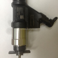 Diesel fuel injector 095000-8011,095000-8010 Denso common rail injector VG1246080051 for HOWO