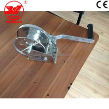 China supplier Best Selll Heavy Duty Hand Winch/Boat Hand Winch/Trailer Hand Winch