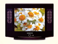 "14""/15""/17"" /19""/21"" Pure Flat & Normal Flat CRT TV (New Model) Color TV"