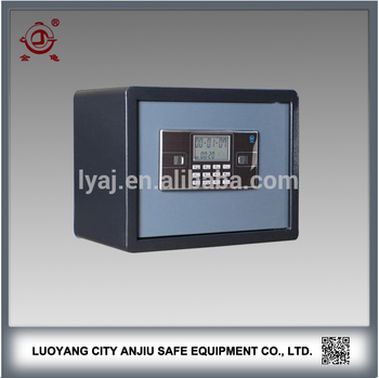 factory supply mini electronic wall mounted safe box