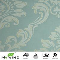 Beautiful Flower Green Wallpaper For Living Room Bedroom Back Decor Modern Wall Decortion