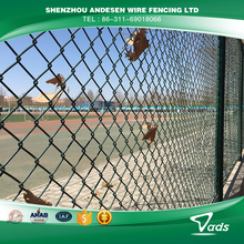 Weave wire diamond mesh chain link fence wire