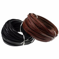 Wholesale genuine leather for bracelet making, full grain leather, cowhide leather