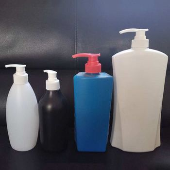 200ml 300Ml 400Ml 500ML plastic body wash bottle with high quality