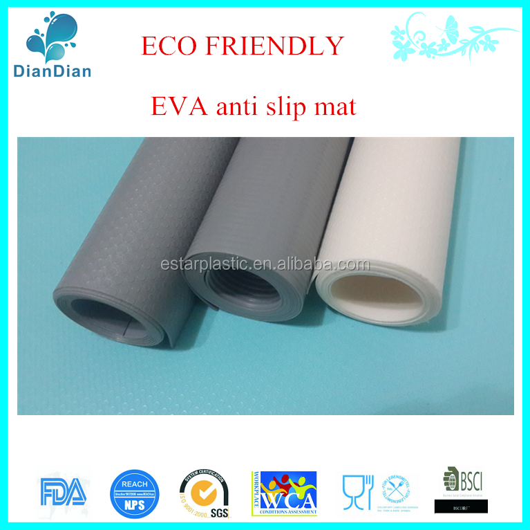EVA Mutifunctional anti-slip under table mat for kitchen