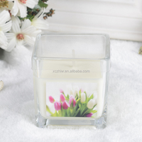Square Shape convenient candle and over 100 great fragrances to set your home for any season
