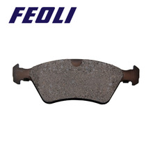 Zhe Jiang Brake Pad OEM:1H0 698 451 E for Peugeot 405 Spare Parts