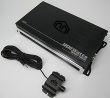 Car amplifier mono Class D 1500W mini car amplifier