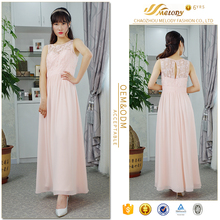 China market shop online lots stock pink ankle length branded name fashion new dress
