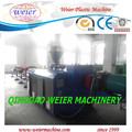 SJSZ-65/132 PVC UPVC WPC twin screw extruder machine