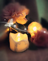 wedding decoration Battery operated LED candles